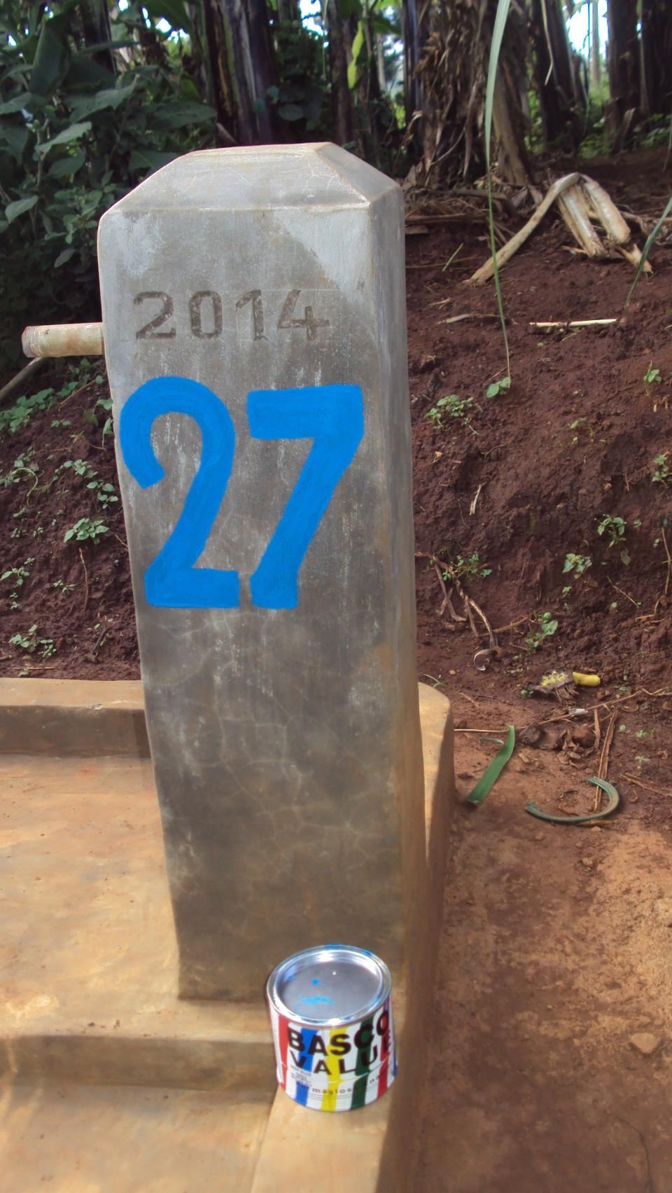 Chez Buhendwa Chiruhula +á Nyabangere