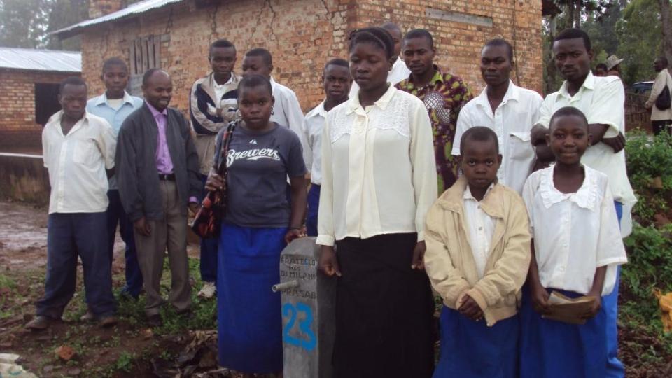 Fontana n° 23 Institut Dr Nkeri