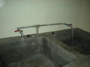 Realizzazione acqua a Kimbulu Butembo 001
