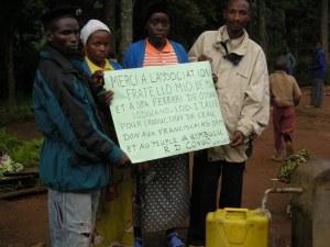 Realizzazione acqua a Kimbulu Butembo 006