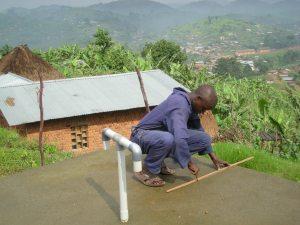 Realizzazione acqua a Kimbulu Butembo 013