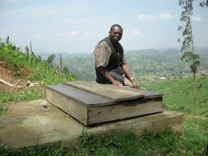 Realizzazione acqua a Kimbulu Butembo 016