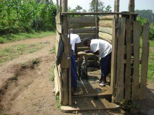 Realizzazione acqua a Kimbulu Butembo 018