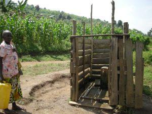 Realizzazione acqua a Kimbulu Butembo 020