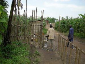 Realizzazione acqua a Kimbulu Butembo 022