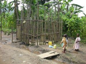 Realizzazione acqua a Kimbulu Butembo 023