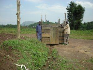 Realizzazione acqua a Kimbulu Butembo 024